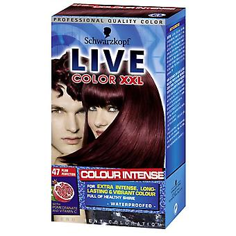 Schwarzkopf Live Color XXL - Plum Perfection (47)