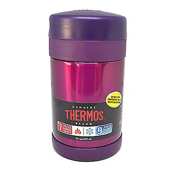 Thermos 470mL S/Steel Vacuum Insulated Food Jar