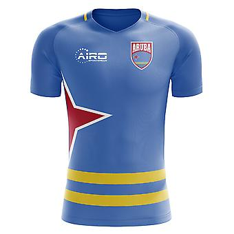 2018-2019 Aruba Home Concept Football Shirt (Kids)