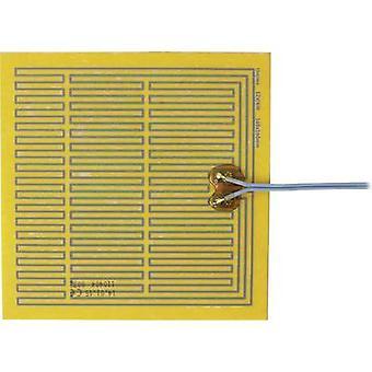 Chauffage de Polyester thermo clinquant auto-adhésif 12 v C.c., 12 V AC 6 W IP notation IPX4 (L x L) 160 x 160 mm