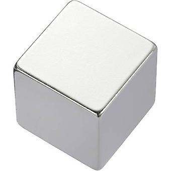 Conrad Components Permanent magnet Cube N35M 1.24 T Temperature limit (max.): 100 °C