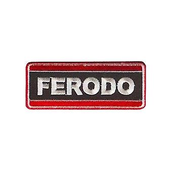 Ferodo Iron-On/Sew-On Cloth Patch