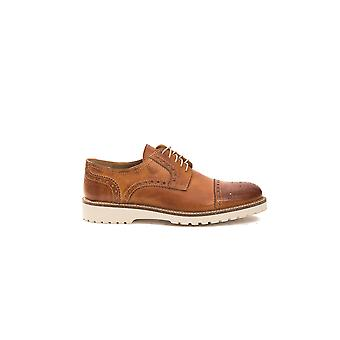 Shoes Brown Montese Trussardi Collection Man
