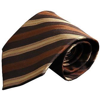 Brown tie Valentino VG23