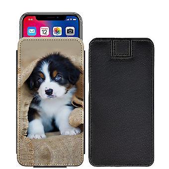 Husky Custom designet trykt trække fanen pose telefon tilfælde dække for Xiaomi Redmi Note 5 (Redmi 5 Plus) [S] - hky06_web