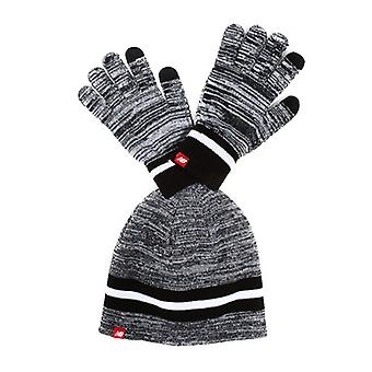 New balance holiday gift set hat and glove