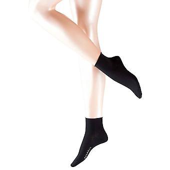 Falke Cotton Touch Short Socks - Black