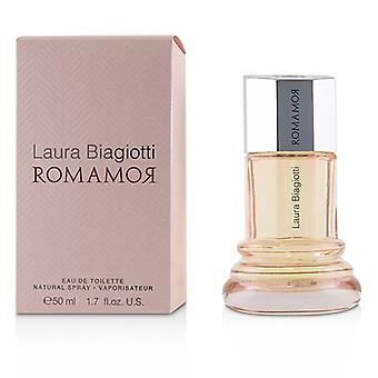Laura Biagiotti Romamor Eau de Toilette Spray 50ml/1.7oz