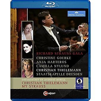 Richard Strauss - Gala Du 150E Anniversaire [BLU-RAY] USA import