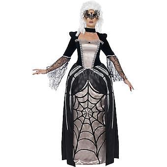 Smiffy's Black Widow Baroness Costume