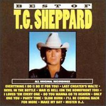 T.G. Sheppard - importación de Estados Unidos mejor de T.G. Sheppard [CD]