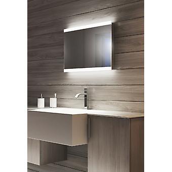 Bahía k1111h de doble espejo de máquina de afeitar Edge LED baño