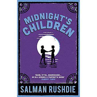 サルマン ・ ラシュディ - 9780099578512 本で真夜中の子供たち