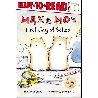 Max & MOS første dag på skolen av Patricia Lakin - Brian Floca - 9781