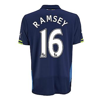 2014-15 Arsenal Third Cup Shirt (Ramsey 16)