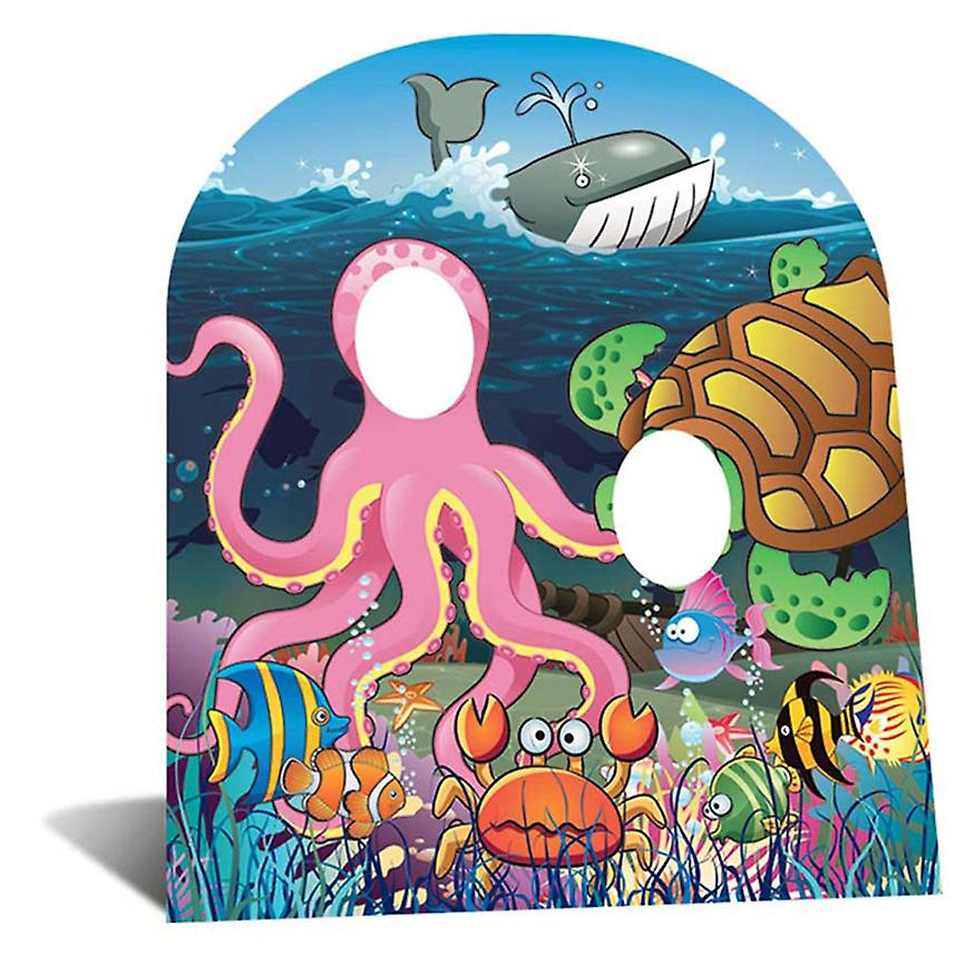 Under the Sea Stand In (child size) Cardboard Cutout / Standee