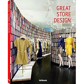 Great Store Design by Natalie Hantze - 9783832732844 Book