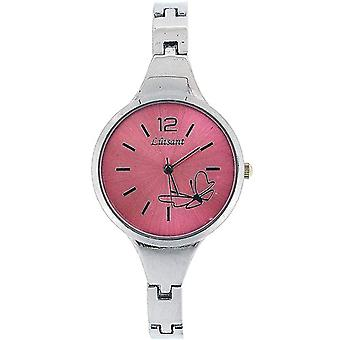 The Olivia Collection Ladies Pink Bracelet Strap Dress Watch COS30