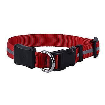 Nite Ize Nite Dawg Red LED Dog Collar