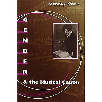 Genere e la Canon musica