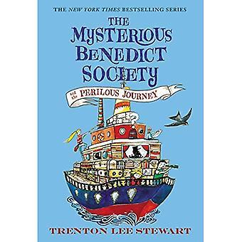 De mysterieuze Benedictus Society en de gevaarlijke reis (mysterieuze Benedictus Society (kwaliteit))