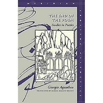 Slutningen af digtet: studier i Poetik (Meridian: krydser æstetik)