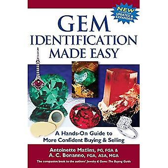 Gem Identification Made Easy, 6e editie: A Hands-On Guide to meer vertrouwen kopen & verkoop