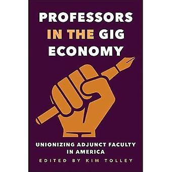 Professors in the Gig Economy