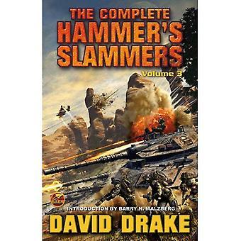 De volledige hamer Slammers Volume 3