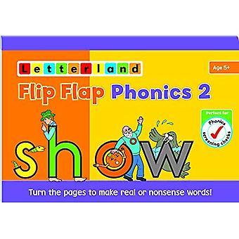 Flip Flap Phonics: No. 2 (Spiral bound)