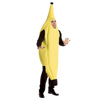 Adult Banana Novelty Food Stag Night Funny Group Fancy Dress Costume
