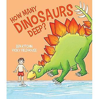 How Many Dinosaurs Deep