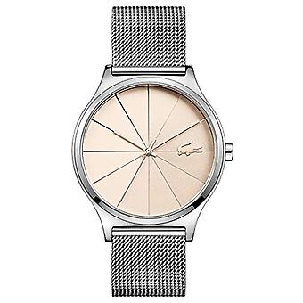Damskie Lacoste kwarcowy zegarek analogowy z zagłowny ze stali nierdzewnej 2001042