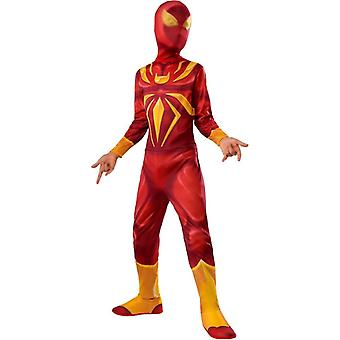 Iron Spiderman Child Costume