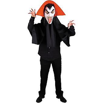 Gangly Gang Vampire Mask For Halloween