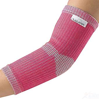 Vulkan Advanced Elastic Womens Female Elbow Sports Injury Support Pink