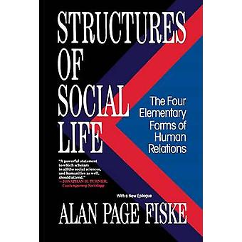 Structures of Social Life The Four Elementary Forms of Human Relations Communal Sharing Authority Ranking Equality Matching Market Pricing by Fiske & Alan Page