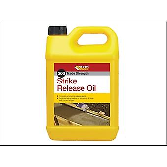 STRIKE RELEASE OIL 5 LITRE 206