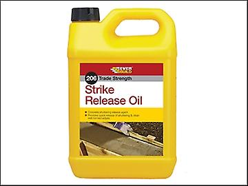 Everbuild Strike Release Oil 5 Litre