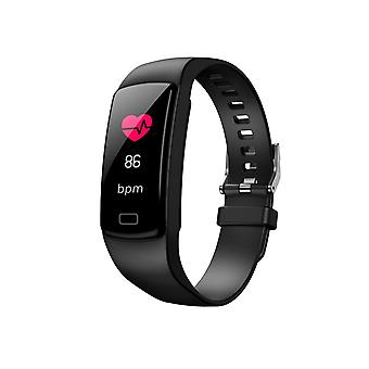 Y9 Activity bracelet with 0.96 inches color screen-Black