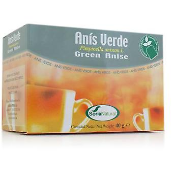Soria Natural Anise Infusion (Vitamins & supplements , Special supplements)