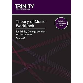 Theory of Music Workbook Grade 8 by Naomi Yandell - 9780857360076 Book