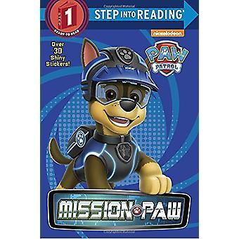 Mission Paw (Paw Patrol) by Random House - Nate Lovett - 978152476413