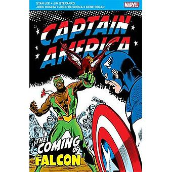 Captain America - the Coming of the Falcon by Stan Lee - Gene Colan -