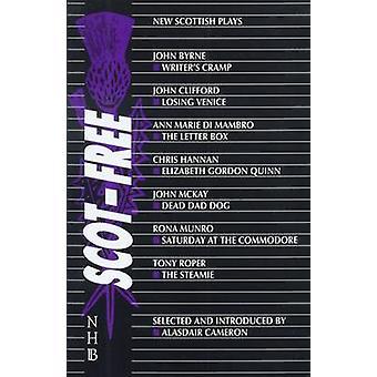 Scot-free - New Scottish Plays by Alasdair Cameron - 9781854590176 Book