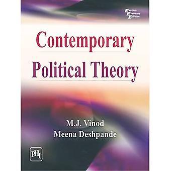 Contemporary Political Theory by Meena Deshpande - M. J. Vinod - 9788