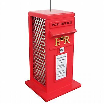 Post Box Peanut Feeder