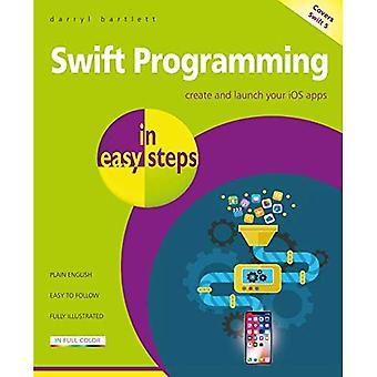 Swift Programming in easy steps: Develop iOS apps - covers iOS 12 and Swift 4� (In Easy Steps)