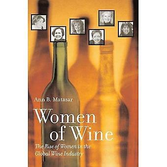 Kvinder vin: fremkomsten af kvinder i den globale vinindustri