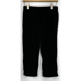 Xhilaration Pull-on Loungewear Pajama Pants w/ Drawstring Black